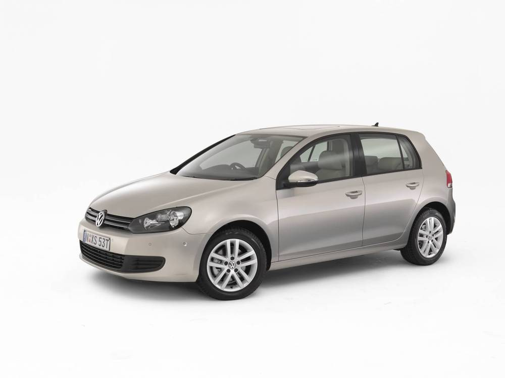 Volkswagen Golf Diesel - $34,990