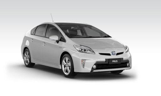 Toyota Prius - $33,990