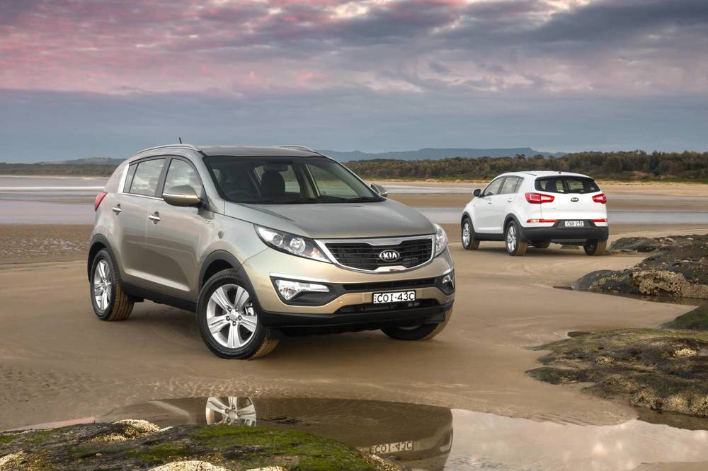 Kia Sportage: The clear winner in the small SUV segment - at least for consumers who want great value, solid performance and aren't brand snobs