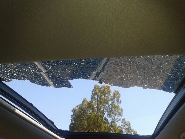 Madie Ross's i45 sunroof
