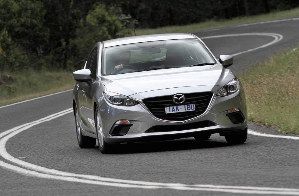 New Mazda3 - attractive, refined and capable