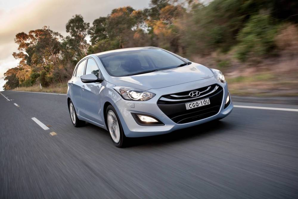 Hyundai i30 is Hyundai's best car yet - especially in tuned-for-Oz 'SR' trim level