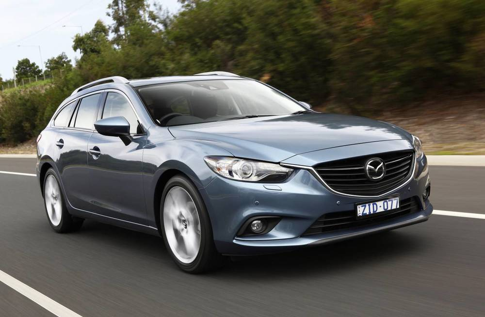 New Mazda6: great car...