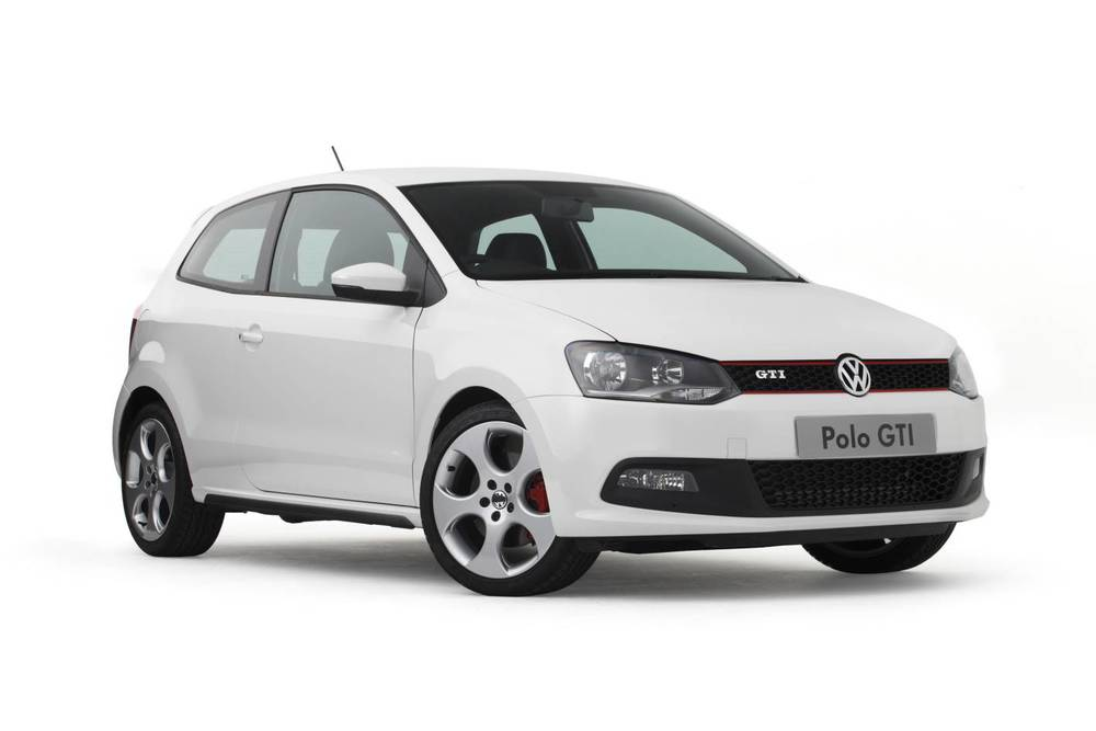 Above: Volkswagen Polo
