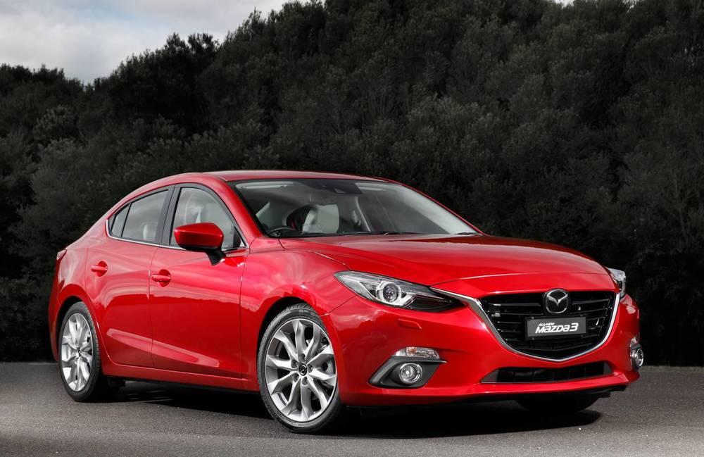 Mazda3: brilliant styling and build quality