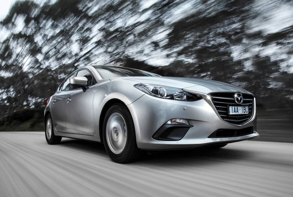 Mazda3: brilliant dynamic performance
