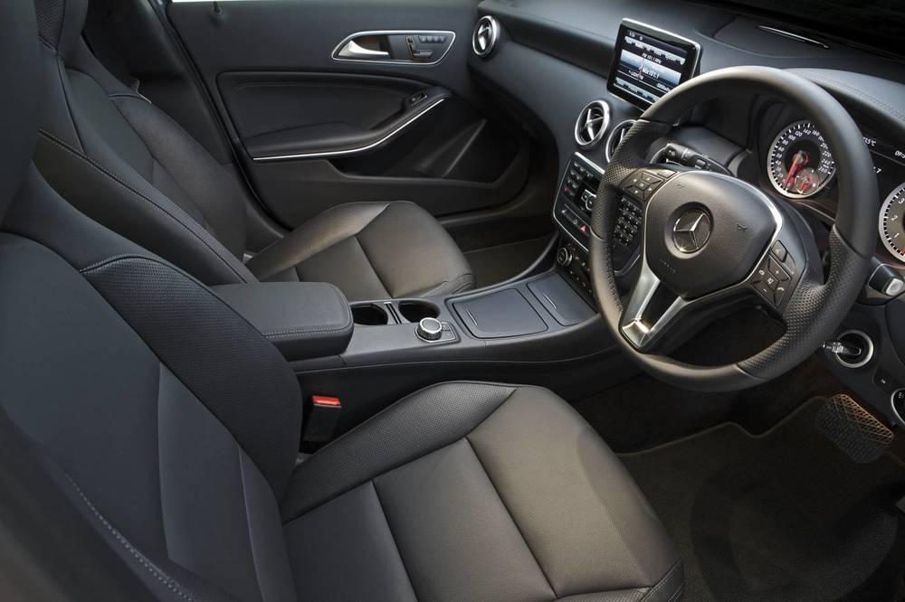 2014 Mercedes-Benz A 200 k.jpg