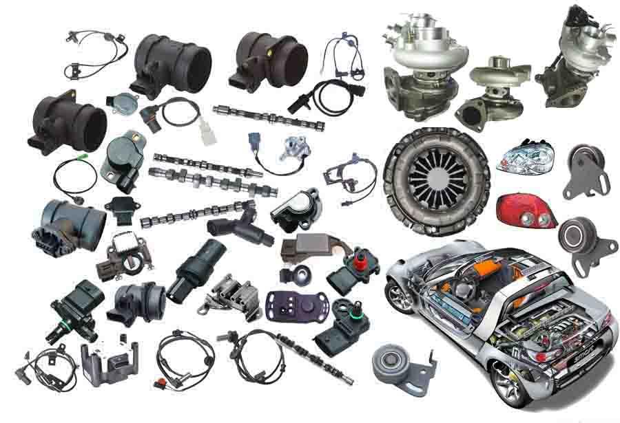 Car parts second hand 12