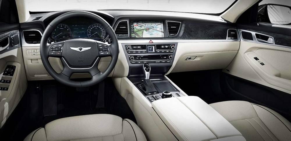 2015 Hyundai Genesis sedan 8.jpg