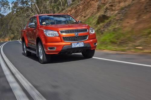 should i buy a holden colorado ute or an isuzu d-max? — auto expert