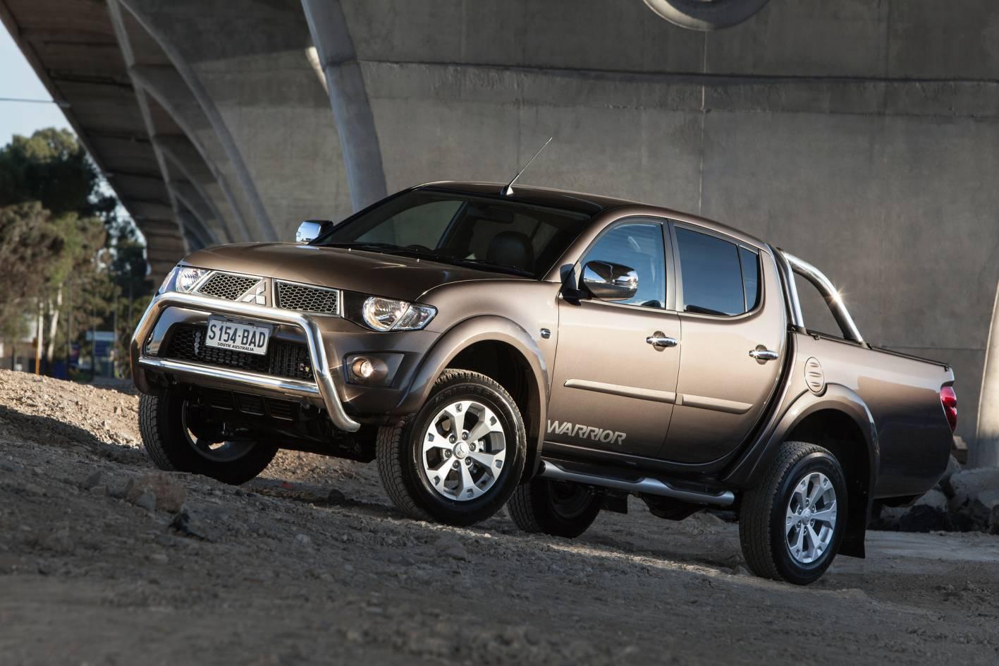 Should I Buy A Mitsubishi Triton Or Nissan Navara Dual Cab 4wd Ute