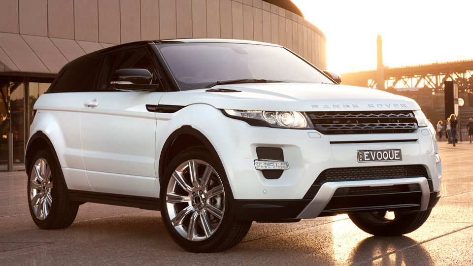 Only four stars on safety for the Evoque is something of a fail - as is the six grand price hike for automatic