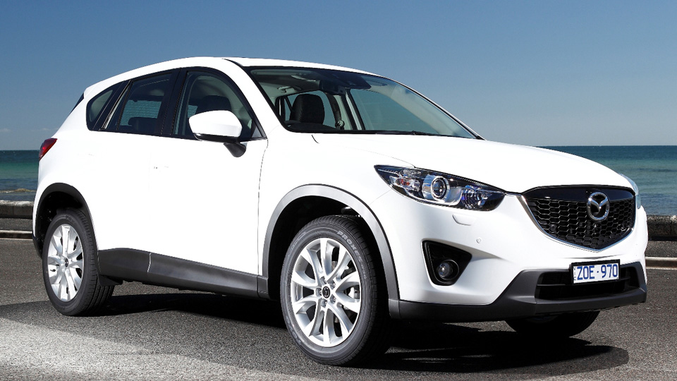2016 Mazda 6 interior photo