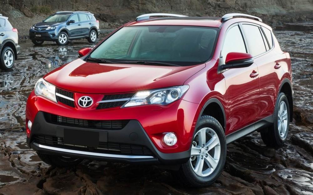 Should I Buy The Toyota RAV4 Mazda CX 5 Or Honda CR V