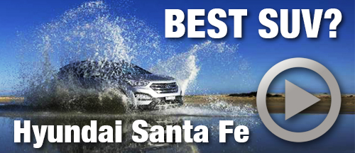 Full Hyundai Santa Fe video review & road test