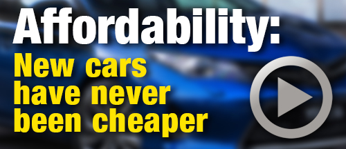 Find out why new cars are so damn cheap