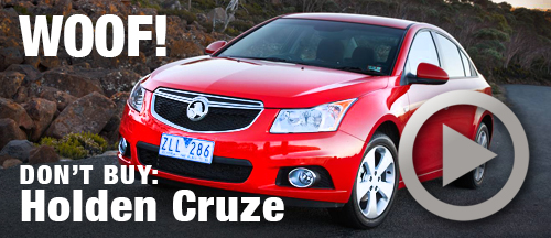 Dog watch: Why the Cruze is a basket case