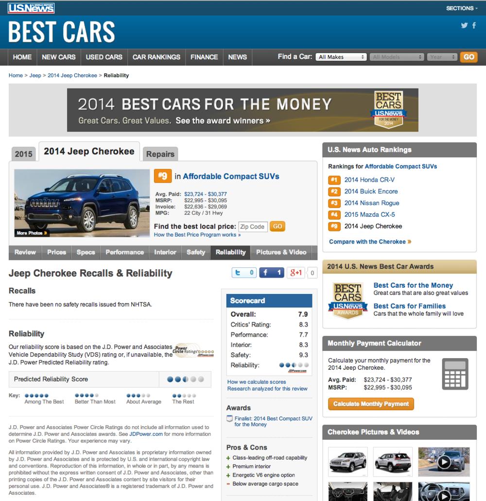 Should I Buy The Hyundai Santa Fe Or The Jeep Cherokee
