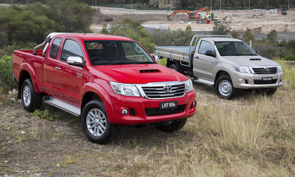 HiLux cops the big marketing spend, but falls down on under-done tow capacity and lacklustre diesel performance