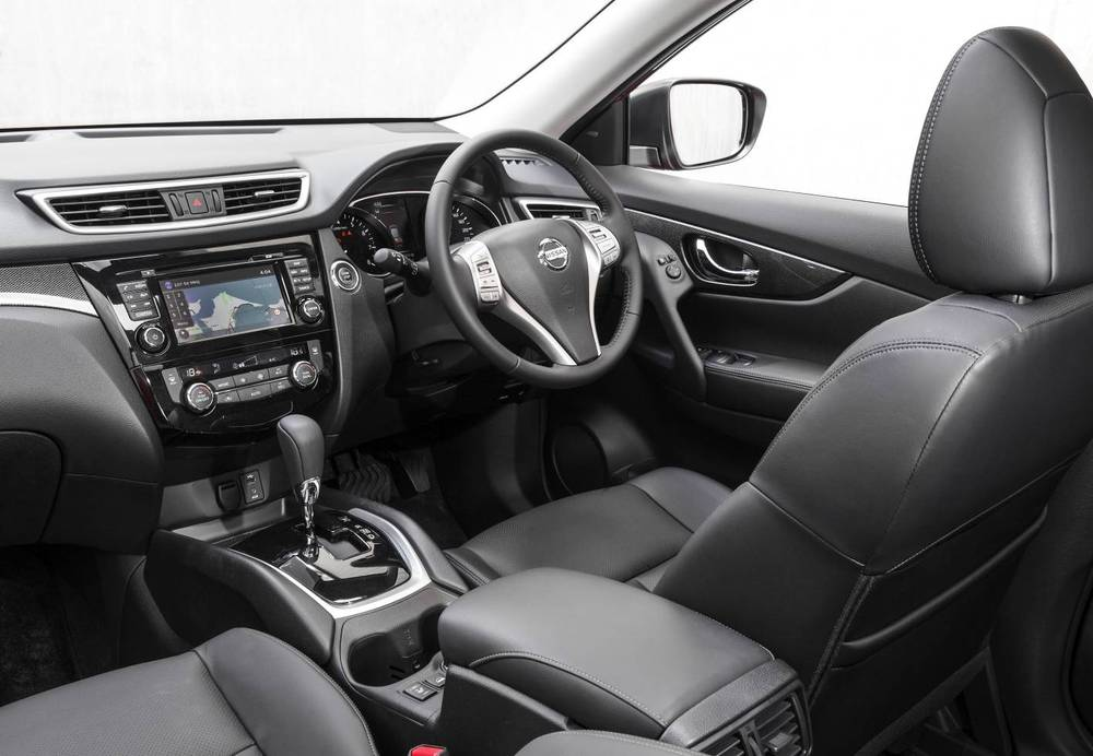 Nissan X Trail 2014 Test Drive Review Auto Expert By