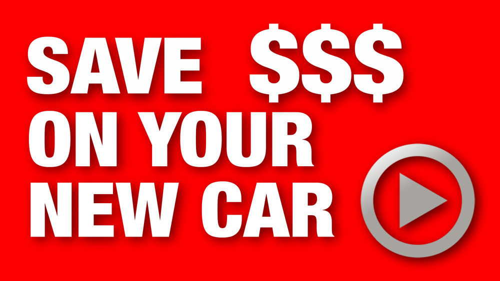 It's easy to save thousands on a new car