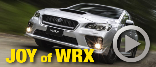 FYI: a CVT WRX is AOK IMHO...