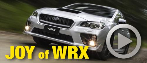 FYI: a CVT WRX is AOK IMHO...