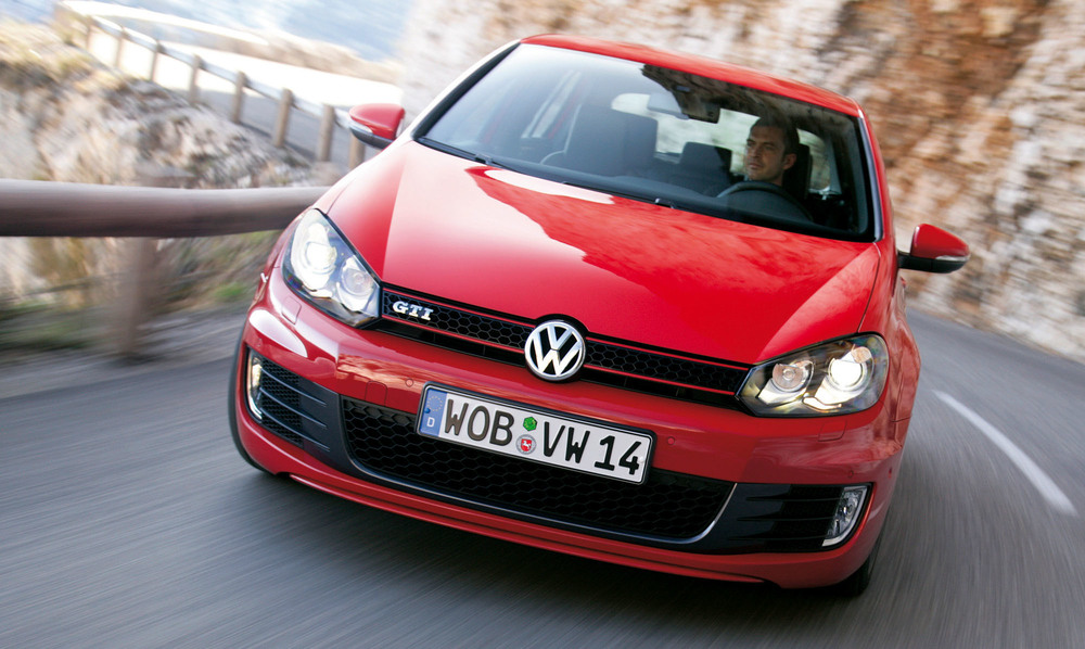 Volkswagen Golf GTI: Nice car - shame about the quality