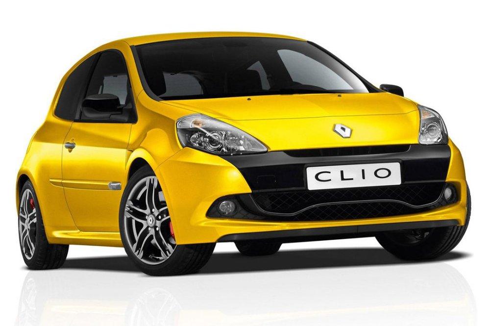 2011 RenaultSport Clio