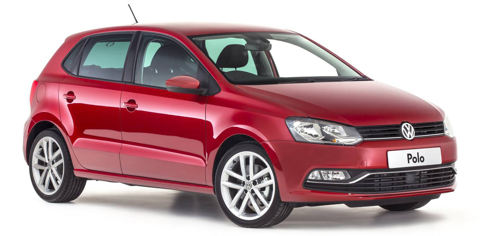 2014 Volkswagen Polo (click to enlarge)