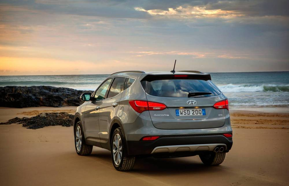 Five Star Hyundai >> Hyundai Santa Fe 2015 Model Upgrade — Auto Expert by John Cadogan - save thousands on your next ...