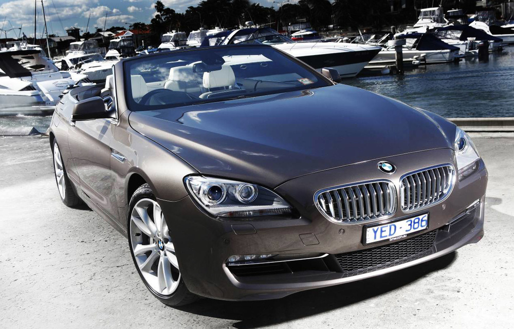 Luxury cars don't all look like this BMW 6 Series - for tax purposes, anyway