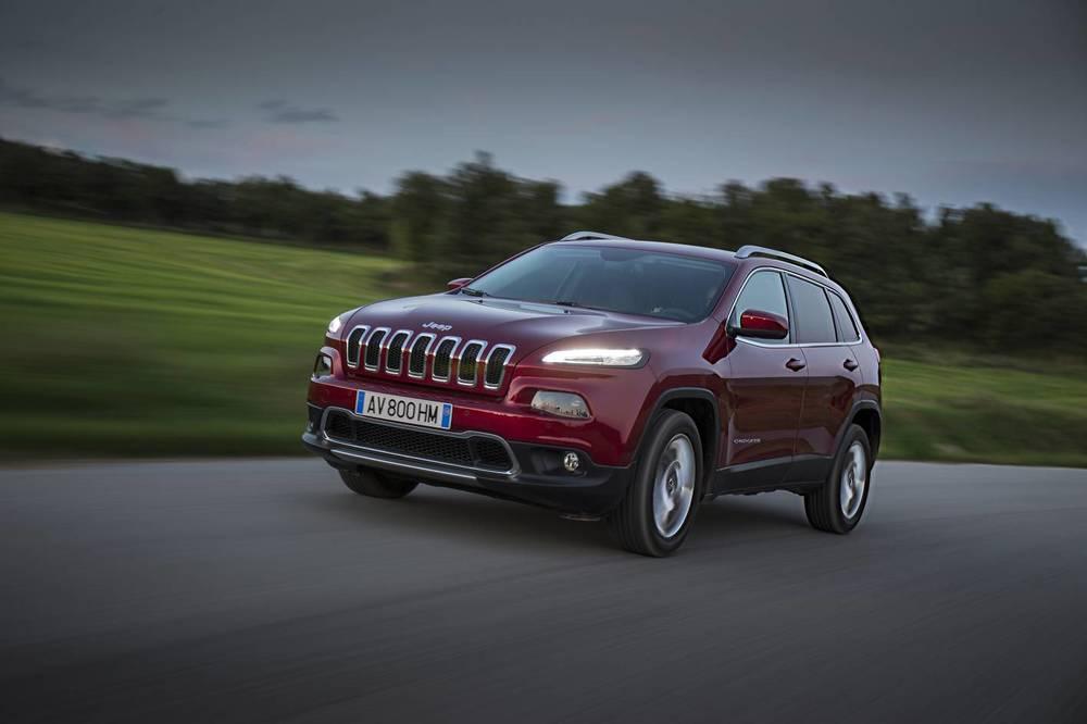 2015 Jeep Cherokee Limited diesel