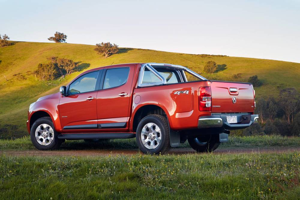 2014 Holden Colorado c.jpg