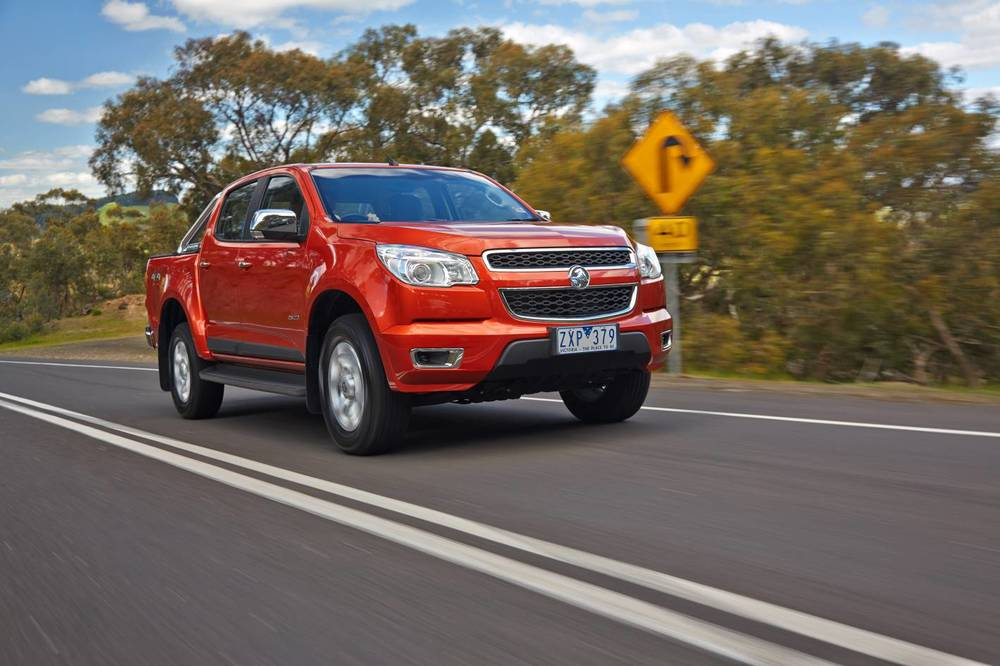 2014 Holden Colorado d.jpg