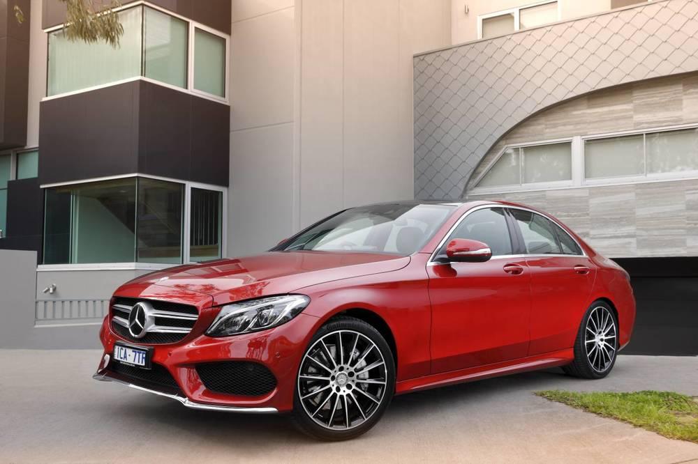 2105 Mercedes-Benz C 250 petrol