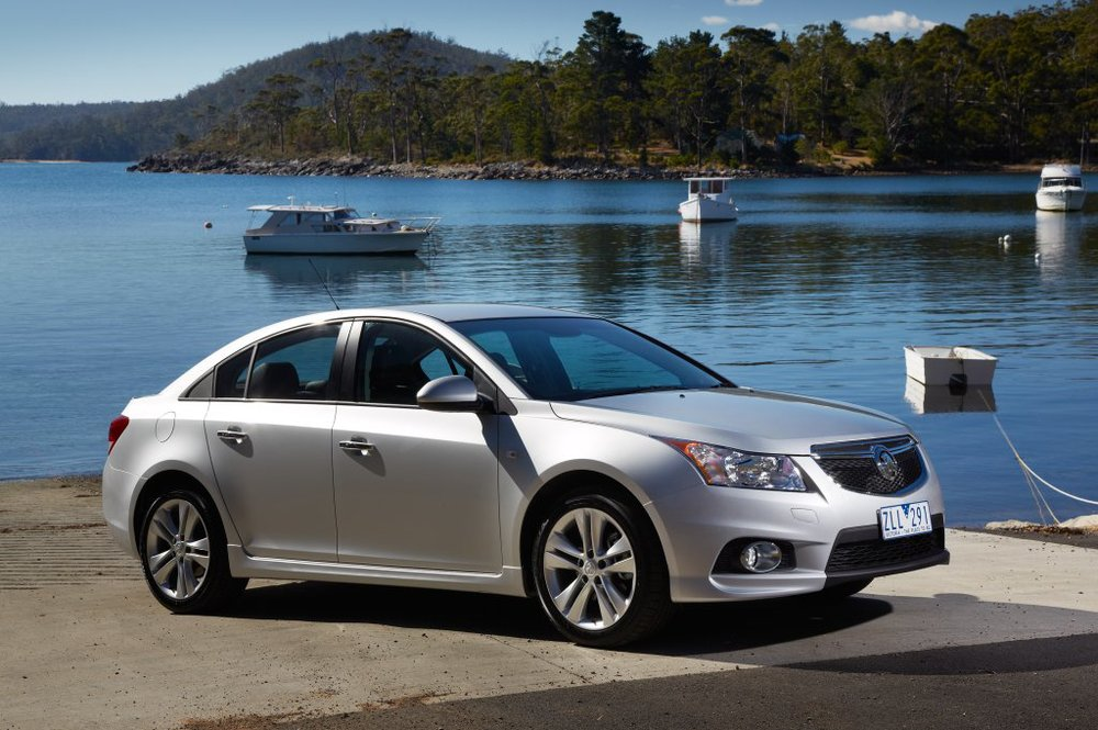 Holden Cruze: one of the worst cars on Australian Roads. Riddled with engineering compromise