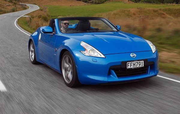 Nissan 370Z Roadster remains expensive used, but does a solid job