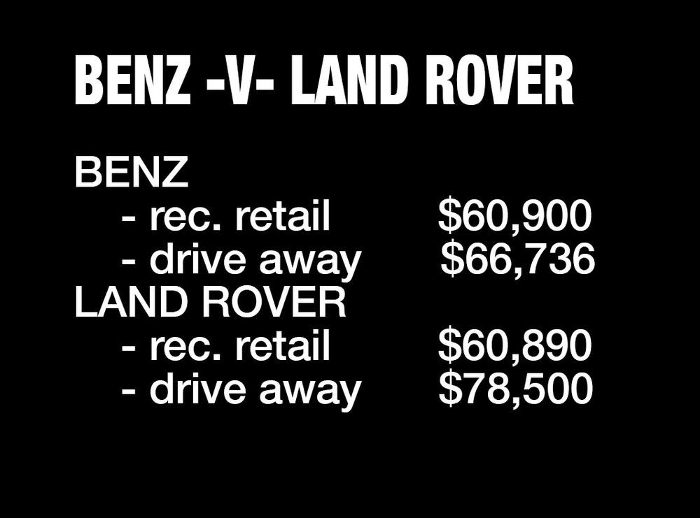Benz v Land Rover driveaway 2.jpg