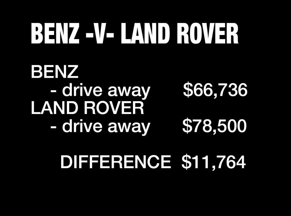 Benz v Land Rover driveaway.jpg