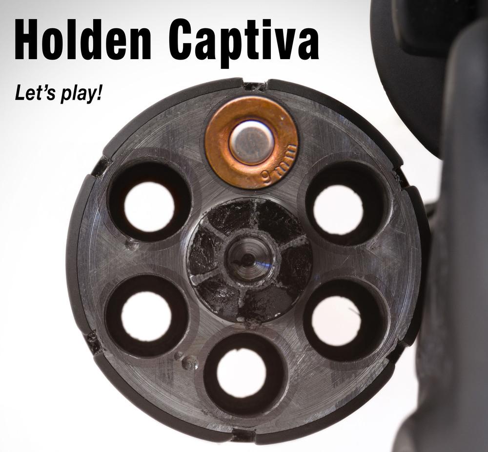 Holden Captiva SUV Lemon Alert: Don't Buy — Auto Expert by John