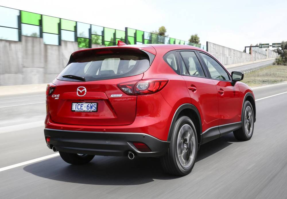 Top Six Reasons to Buy a Mazda CX-5 Akera Diesel