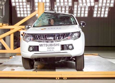 Mitsubishi Triton 4X4 Review
