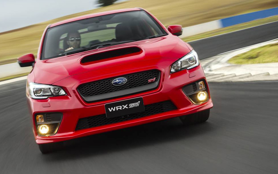 Subaru WRX STI Premium: Luxury/performance bargain of the decade