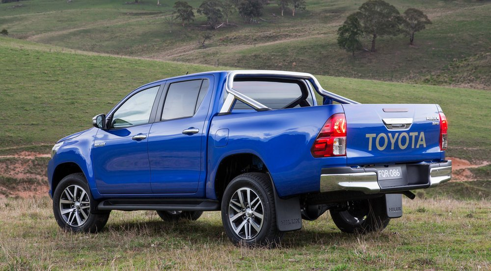 New Toyota Hilux Ute Review 2016 Auto Expert By John