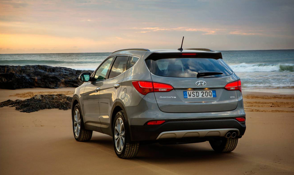 which hyundai suv for towing a 1300kg boat auto expert by john cadogan save thousands on. Black Bedroom Furniture Sets. Home Design Ideas
