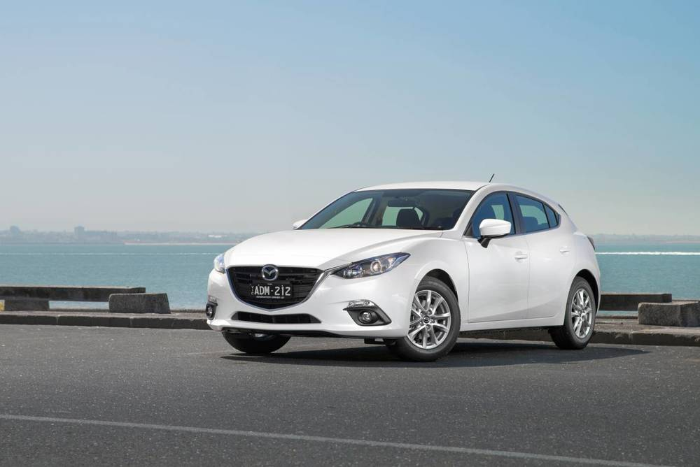 Mazda3 packs a lot of technology into its sensational styling