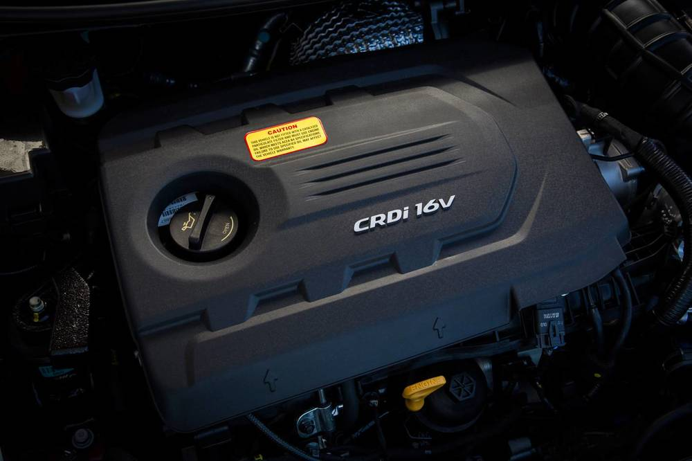 i30 diesel produces significantly more low-rpm power than petrol counterparts, and comes with a 7sp dual clutch transmission