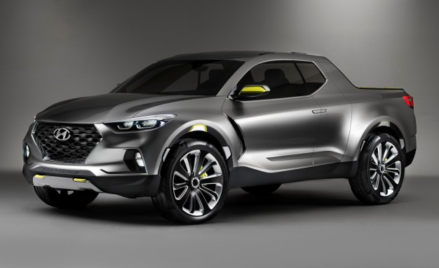 When the Santa Cruz concept is productionised and sold here, Hyundai will be the number 2 carmaker in Australia