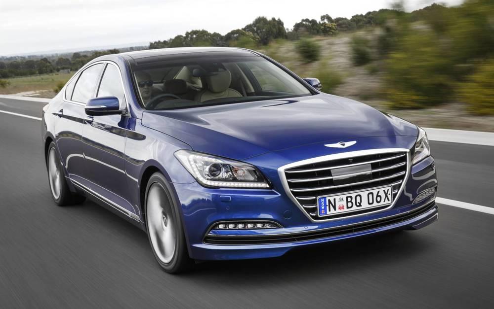Hyundai Genesis: Irrelevant Car of the Year